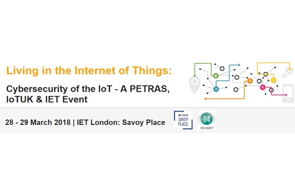 LIVING IN THE INTERNET OF THINGS