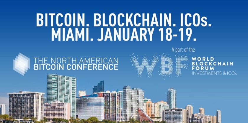 Bitcoin - blockchain - ICO - conference