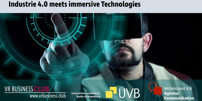 Industrie 4.0 meets immersive Technologies in Kooperation mit dem UVB