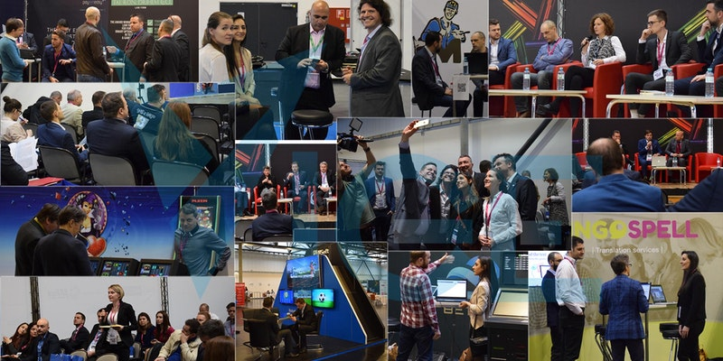 VIGE18 - Vienna International Gaming Expo (2nd edition)
