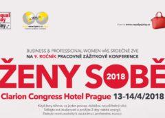 9.ročníku konference Equal Pay Day – ŽENY SOBĚ