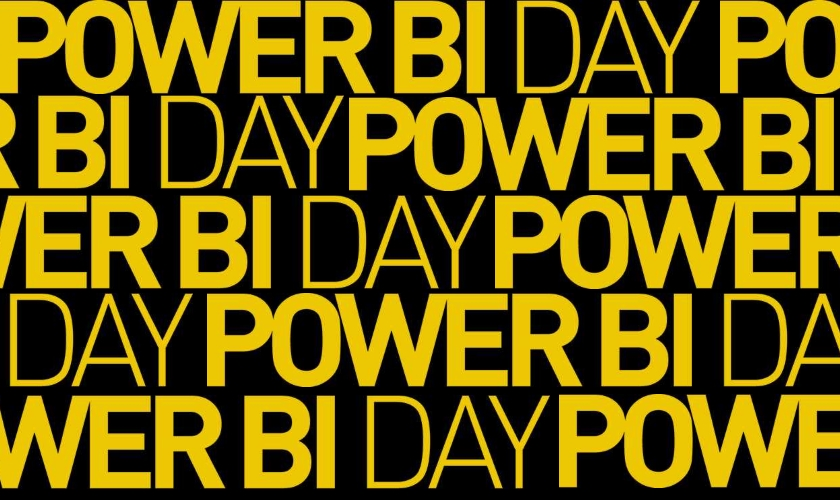 POWER BI DAY