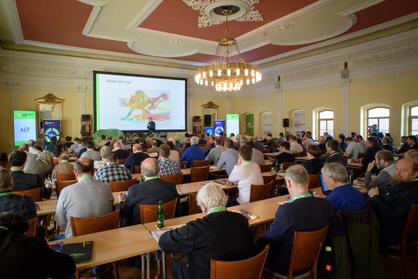 SUSE Expert Days 2018 Praha