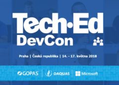 TechEd DevCon GOPAS