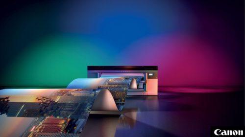 Přehlídka technologií Canon na veletrhu Reklama Polygraf