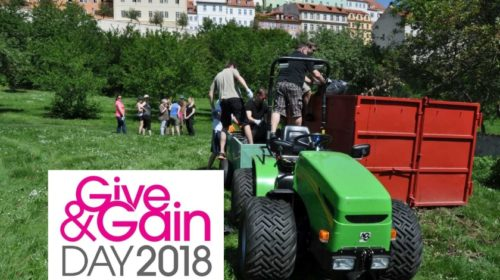 Give & Gain Day 2018
