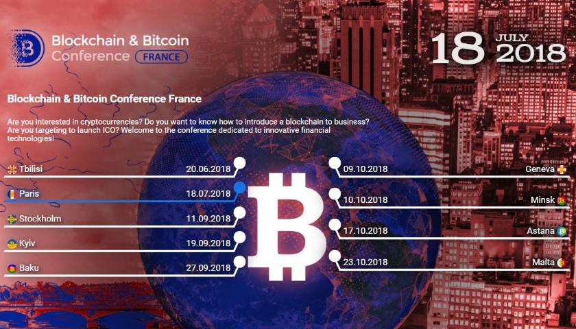 Blockchain & Bitcoin Conference France