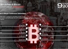 Blockchain & Bitcoin Conference Switzerland
