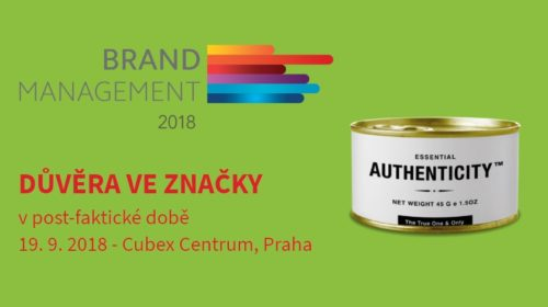Konference Brand Management 2018