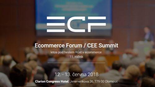 Tématem letošní konference E-commerce Forum bude Růst v e-commerce