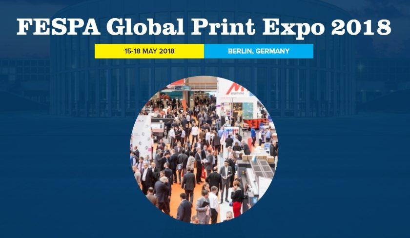 FESPA Global Print Expo 2018