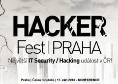 HackerFest 2018 ukáže, čemu a jak čelit v kyberprostoru