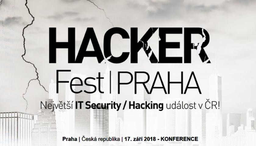 HackerFest 2018 Praha