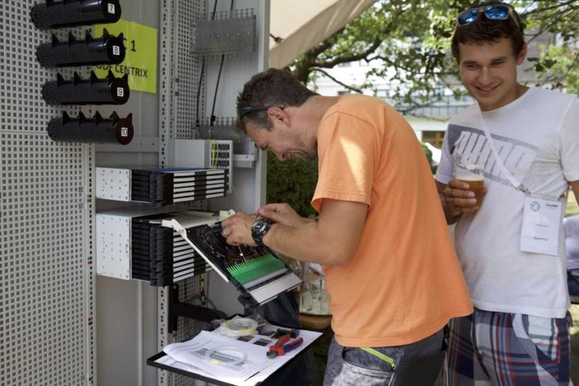 Telekomunikační olympiáda 2018 TelcoVNT