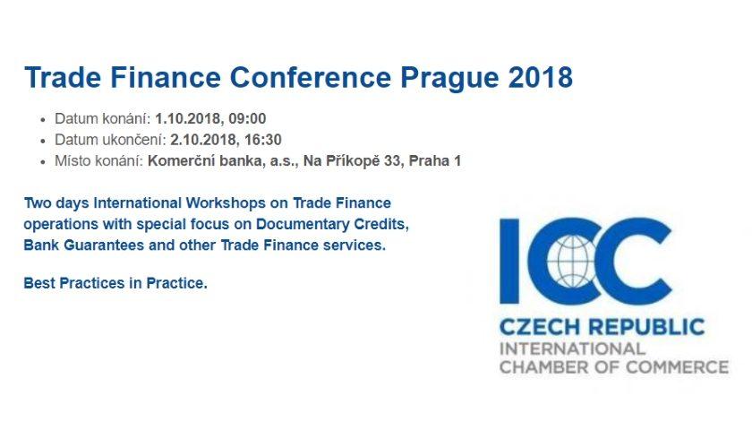 Trade Finance Conference Prague 2018