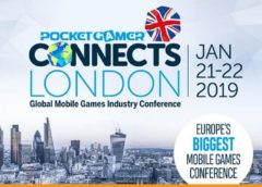 pocket gamer connect london