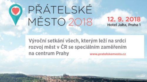 Přátelské město 2018