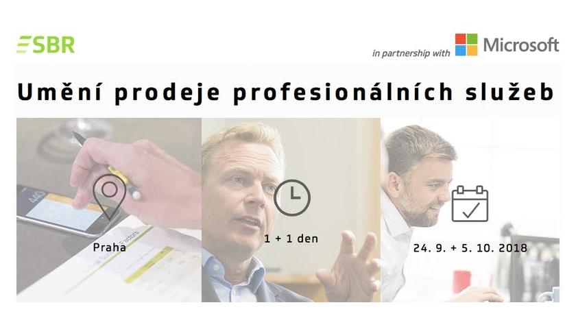 Umění prodeje profesionálních služeb