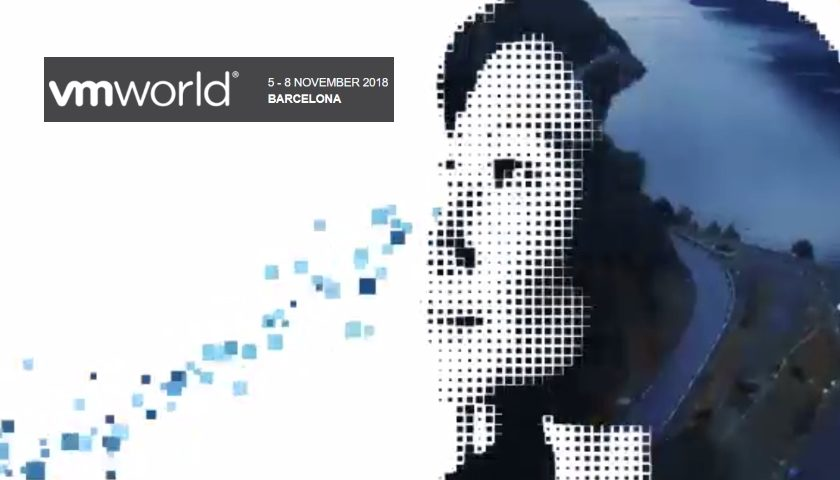 VMworld 2018 Europe