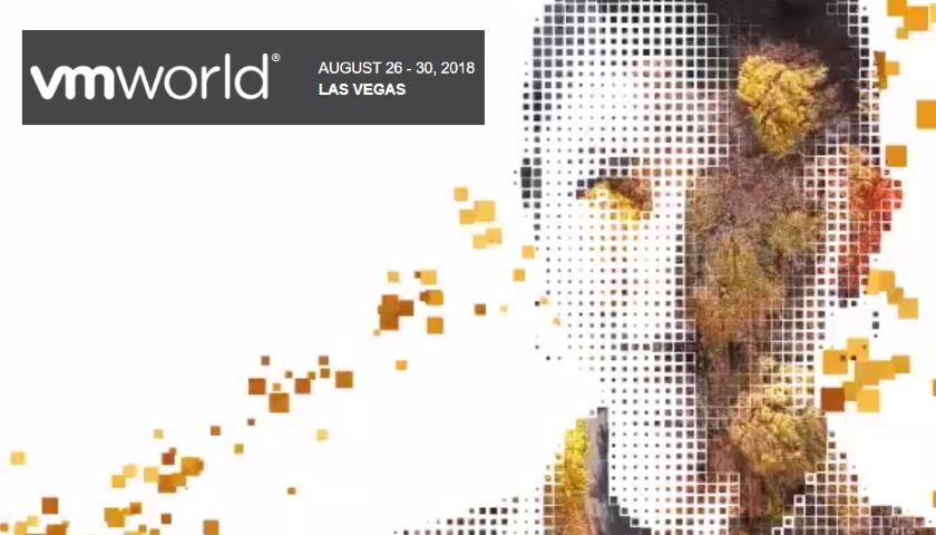 VMworld 2018 US