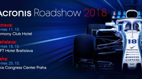 Acronis Roadshow 2018