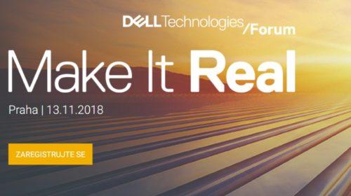 Dell Technologies Forum 2018 v Praze