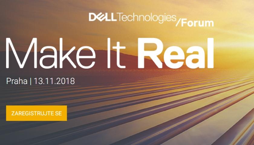 Dell Technologies Forum 2018 Praha