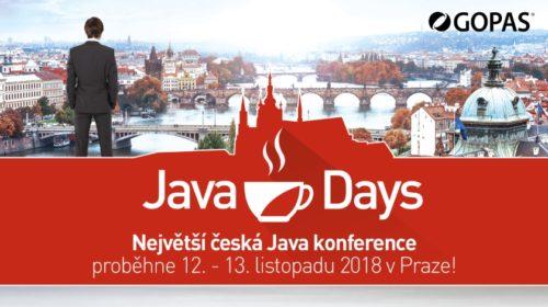 Java Days 2018