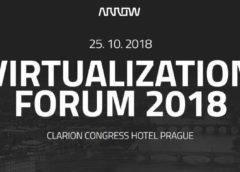 Konference Virtualization Forum 2018