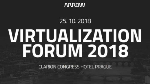 Konference Virtualization Forum 2018