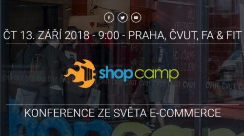 ShopCamp: Zajímavé příběhy z e-commerce i přednáška Martina Hausenblase