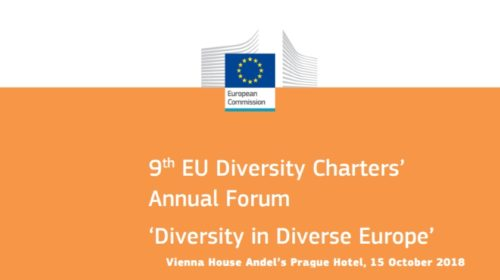 V pondělí se v Praze uskuteční setkání evropských špičkových expertů na diverzitu v práci