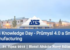 ATS Knowledge Day – Průmysl 4.0 a Smart Manufacturing
