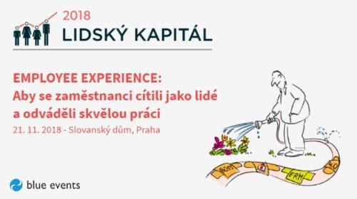 Konference Lidský kapitál 2018