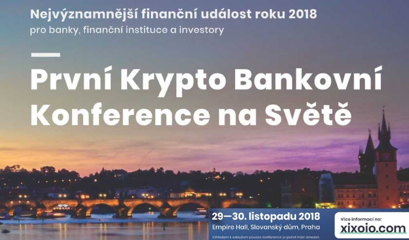 První mezinárodní krypto-bankovní konference