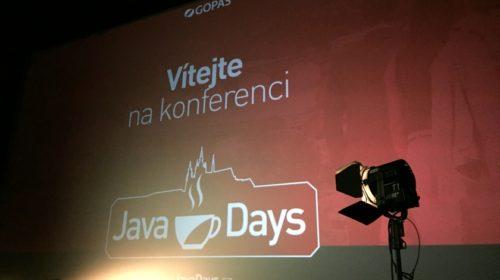 Konference: JavaDays 2018. Jaká byla?