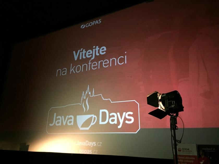 Gopas JavaDays 2018