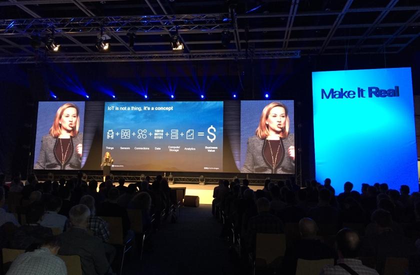 Margaret Franco - Senior Vice President EMEA - Dell EMC Marketing
