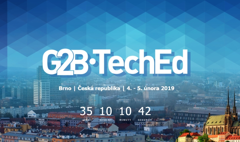 G2B TechEd 2019