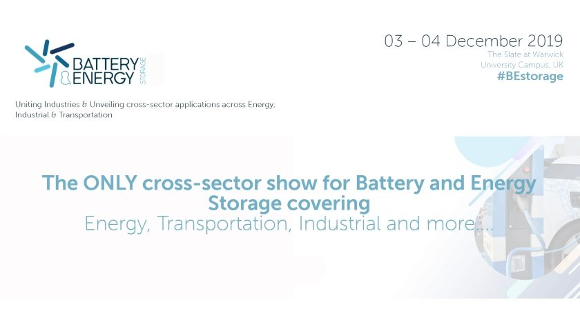 battery and energy storage
