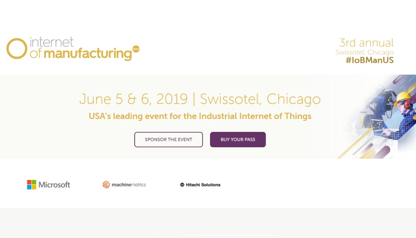 internet of manufacturing US