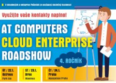 ATC Cloud Enterprise RoadShow Praha