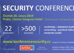 Security Conference 2019 AEC