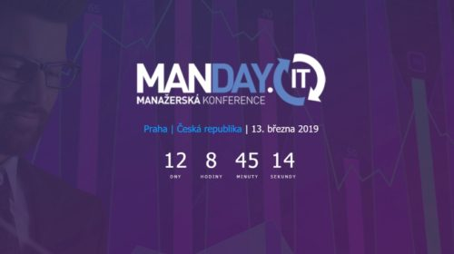 Konference: MANDAY.IT vol 2