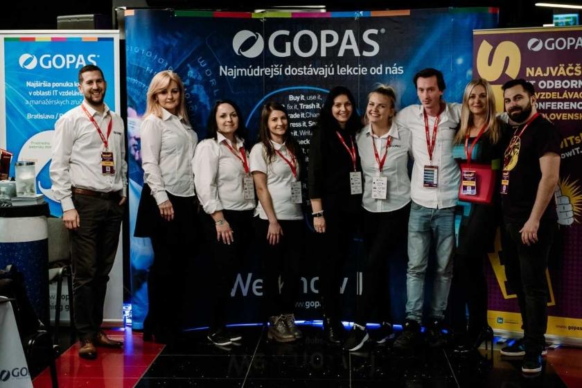 ShowIT Bratislava Gopas