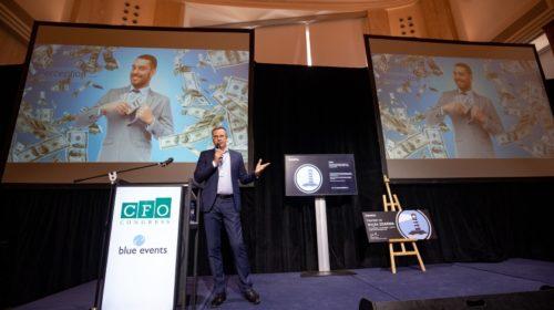 CFO Congress 2019: Dobře namíchané CFO menu