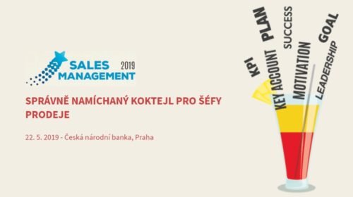 Konference: Sales Management 2019