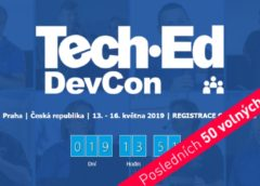 Konference Gopas: TechEd-DevCon 2019
