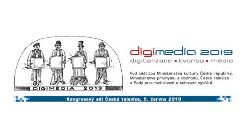 Konference DIGIMEDIA 2019: Poslední rok s DVB-T, naděje pro DAB+ a hledání 4. operátora