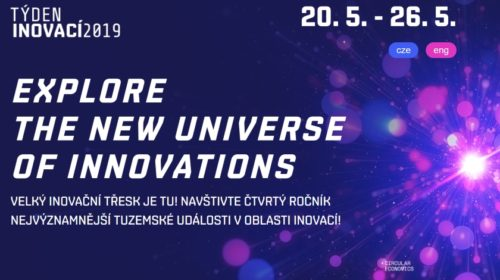 Týden inovací 2019: Dorazí vědecké celebrity z celého světa